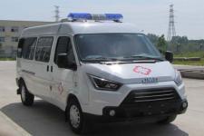 江铃特顺汽油版救护车价格13607286060