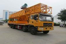 中汽力威牌HLW5310JQJ5HQ型桥梁检测车