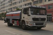 国五陕汽加油车