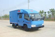 江铃汽车国四微型厢式运输车102马力5吨以下(JX5034XXYXSA)