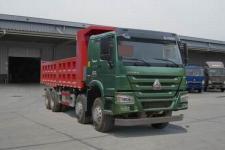 豪沃前四后八自卸车国五280马力(ZZ3317N3267E1)