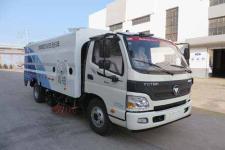 CHD5082TXSFTE5洗扫车