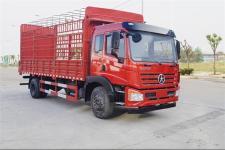 湖北大运国五单桥仓栅式运输车160-196马力5-10吨(DYQ5160CCYD5AB)