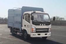一汽凌源国五单桥仓栅式运输车87马力5吨以下(CAL5040CCYDCRE5)