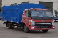 三环十通国五单桥仓栅式运输车129-143马力5吨以下(STQ5042CCYN5)