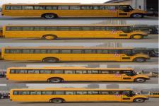 宇通牌ZK6119DX51型中小学生专用校车图片2