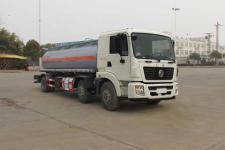 国五东风新款小三轴食用油运输车15997903157