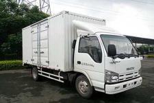 庆铃国五单桥厢式运输车98-131马力5吨以下(QL5042XXYA6HAJ)