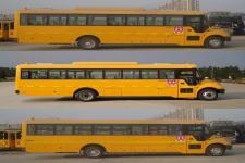 宇通牌ZK6109DX51型中小学生专用校车图片2