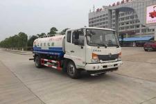 CLQ5140GPS5E国五东风8吨洒水车