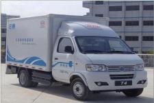 比亚迪牌BYD5031XXYBEV型纯电动厢式运输车图片