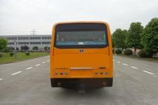华新牌HM6550CFD5J型城市客车图片4