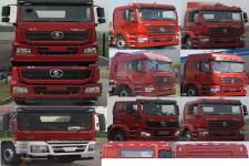 陕汽牌SX4258GV384TLW型危险品牵引汽车图片