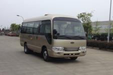 6米|10-19座中植汽车客车(CDL6606LFDF)