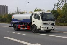 国五东风福瑞卡8吨洒水车