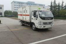 BJ5109XRQ-FA易燃气体厢式运输车