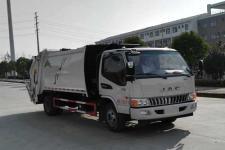 国五江淮压缩式垃圾车 13797889952