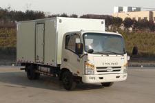 唐骏汽车国五单桥厢式运输车95-124马力5吨以下(ZB5042XXYJDD6V)