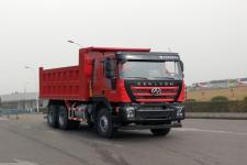 红岩牌CQ3256HTVG424S型自卸汽车