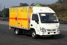 川牧国五单桥厢式货车61-87马力5吨以下(CXJ5030XRQ)