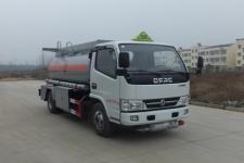 楚风牌HQG5070GRY5EQ型易燃液体罐式运输车
