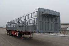 鑫华驰12米33.8吨3轴仓栅式运输半挂车(THD9407CCY)