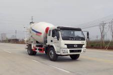 华专一牌EHY5160GJBN型混凝土搅拌运输车