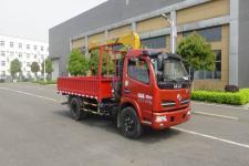 国五东风多利卡随车起重运输车价格13607286060