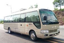 8.1米|24-31座中植汽车纯电动客车(SPK6810BEVL)
