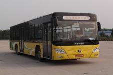 12米|10-41座福田插电式混合动力城市客车(BJ6123CHEVCA-6)