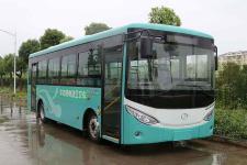 8.1米 10-36座华中纯电动城市客车(WH6801GBEV1)