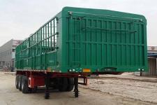 鑫华驰9米34吨3轴仓栅式运输半挂车(THD9402CCY)