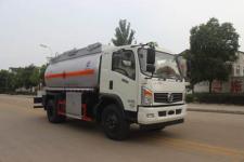 润知星牌SCS5162GRYEQ型易燃液体罐式运输车