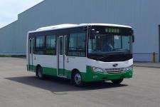 6米|10-19座南骏城市客车(CNJ6601JQDV)
