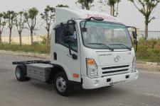 大运国五单桥纯电动货车底盘136马力0吨(CGC1045EV2Z1)