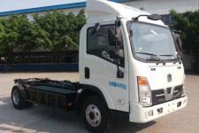 远程国五单桥纯电动货车底盘136马力0吨(DNC1049BEVJ01)