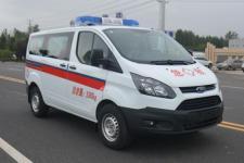 多士星牌JHW5033XJH型救护车