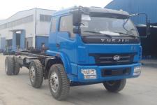 跃进国五前四后四货车底盘160马力0吨(SH1252VGDDWW4)