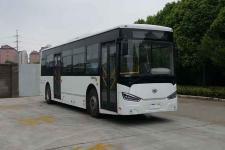 10.5米|10-35座宏远纯电动城市客车(KMT6109GBEV12)