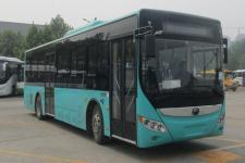 12米|10-45座宇通纯电动城市客车(ZK6125BEVG26)