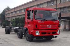 十通国五前四后四货车底盘280马力0吨(STQ1252L14Y4D5)