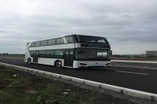10.2米|10-59座开沃纯电动双层城市客车(NJL6100GSBEV)