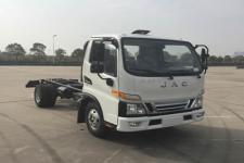 江淮牌HFC1045P92K1C2V-2型载货汽车底盘图片