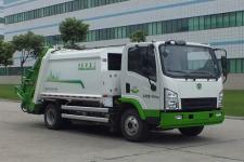森源牌SMQ5070ZYSBEV型纯电动压缩式垃圾车