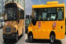 金旅牌XML6601J15XXC型小学生专用校车图片2