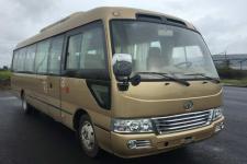 8.1米 24-32座九州纯电动客车(SYC6810LBEVE)