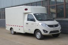 福田奧鈴T3售貨車帶吧臺外接電源價格
