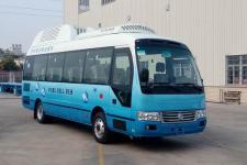 8.1米|24-28座金旅燃料电池客车(XML6809JFCEV10)