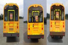 宇通牌ZK6105DX51型中小学生专用校车图片2