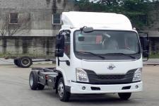 乘龙国五单桥纯电动货车底盘218马力0吨(LZ1040L2AZBEVT)